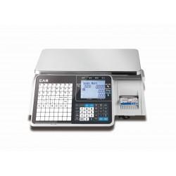 Cas Cl-3000 15 Kg címkézős mérleg