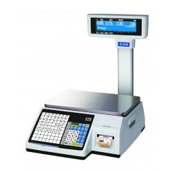 Cas Cl-5200p 15Kg hitelesített mérleg