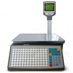 Aclas LS-2 15kg hiteles címkenyomtatós mérleg