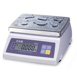 Cas Sw-1w 2/5/10/20Kg hitelesített vízálló asztali mérleg