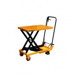 Hidraulikus kézi emelőasztal 150/500kg
