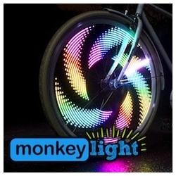 Monkey Light M232 egyedi kerékpár világítás