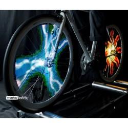 Monkey Light Pro egyedi kerékpár világítás