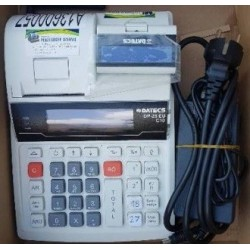 HASZNÁLT Datecs DP-25EU C10 online pénztárgép