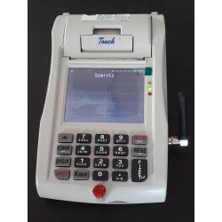 HASZNÁLT Fiscal touch online pénztárgép