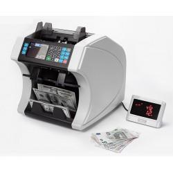 EC-5600 bankjegyszámláló és szortírozó pénzszámoló gép (UV+MG+DD+IR+MT+CIS)