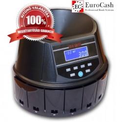 EC-550 érmeszámláló, szortírozó pénzszámoló gép FORINT érmékhez