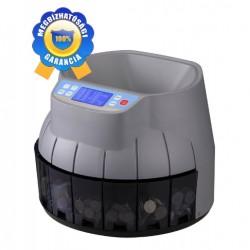EC-700 professzionális érmeszámláló, szortírozó pénzszámoló gép FORINT érmékhez
