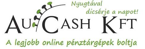 Pénztárgép webshop